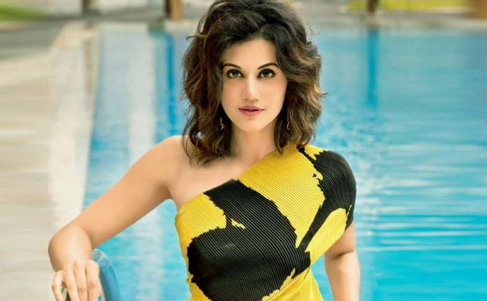 Everything not yet fair, square for outsiders in Bollywood: Taapsee Pannu
