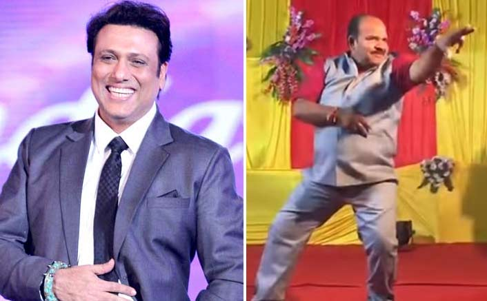 Govinda APPROVES: India's Dancing Uncle who shot to viral fame