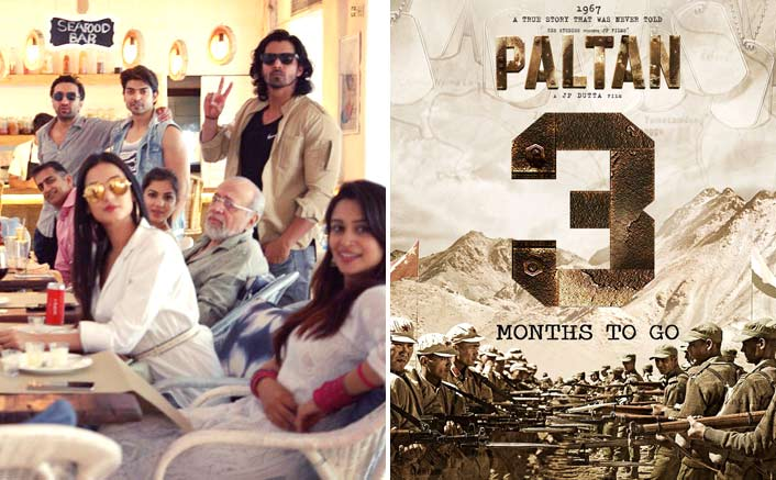 JP Dutta's Paltan is all set to create the storm on 7th September, 2018
