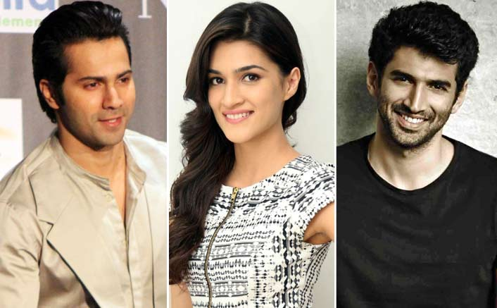Kalank: Kriti Sanon, Varun Dhawan & Aditya Roy Kapur To Shoot For A Desi Number!