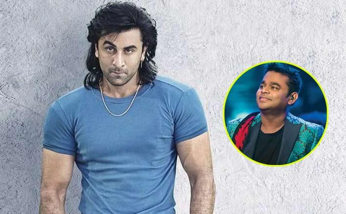 Music maestro A R Rahman and ace filmmaker Rajkumar Hirani mark first association with Sanju