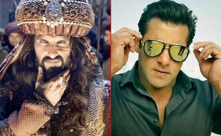 From Padmaavat to Race 3: In 6 Months, We Already Have 7 Rs. 100 Crore Films – Detailed Report!