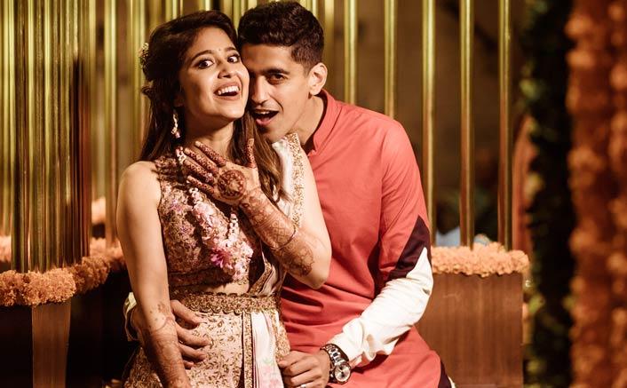 Shweta Tripathi and Chaitanya Sharma