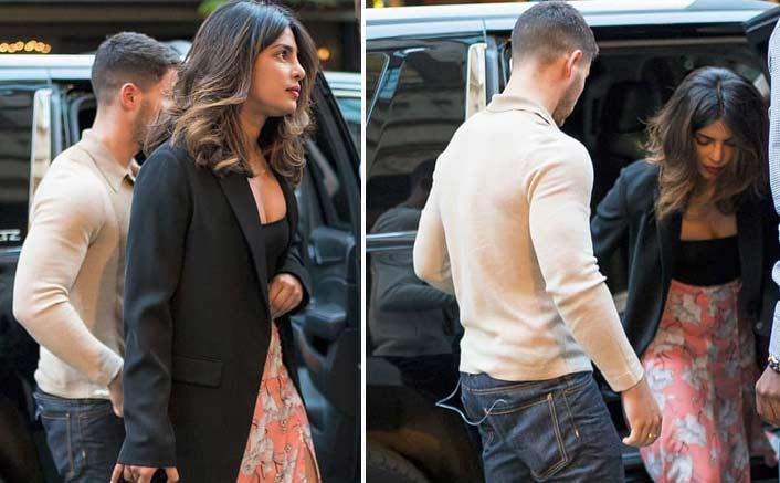 Priyanka Chopra arrives in Mumbai with Nick Jonas in tow