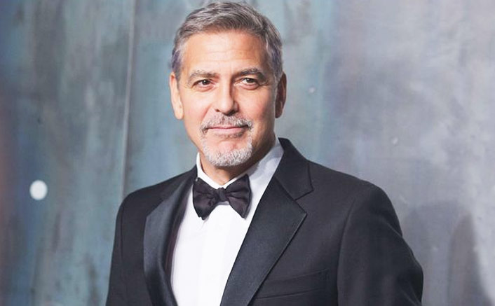 Proud of changes I'm seeing in this industry: George Clooney