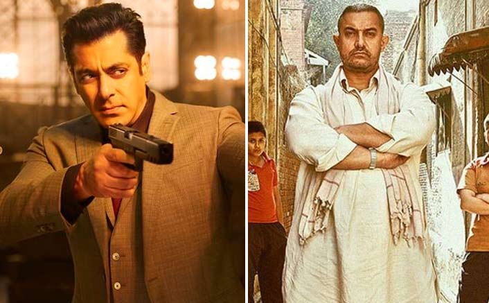 Race 3 Box Office Day 1: Salman Khan VS Aamir Khan's Dangal - Comparing The Champions!