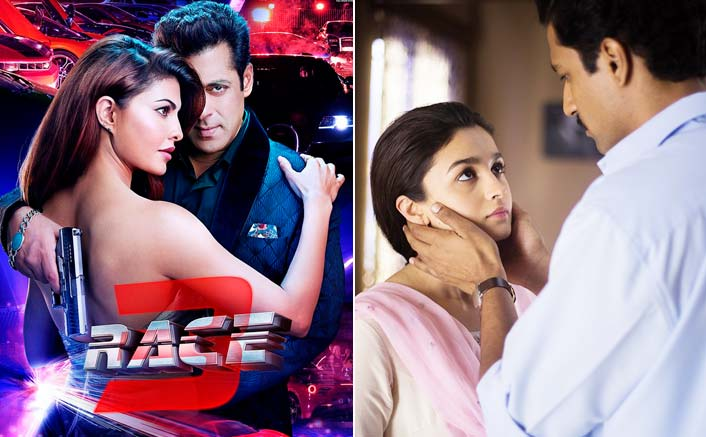 Race 3 Box Office: In Just 5 Days It Beats The 6 Week Collections Of Raazi
