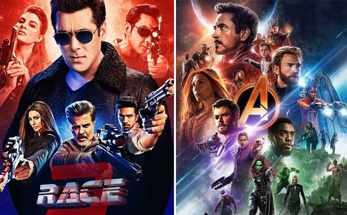 Race 3 Box Office Opening Day: Salman Khan VS Avengers: Infinity War!