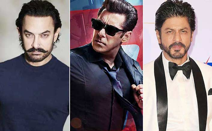 Race 3 Box Office Week 1: Comparing Salman Khan With Shah Rukh Khan And Aamir Khan