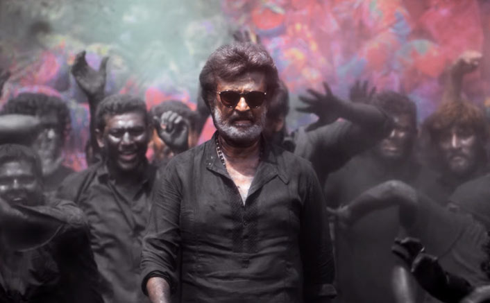 Rajinikanth's Kaala smashes Day 1 records at Chennai city Box Office