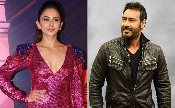 Rakul's film with Ajay Devgn is 50 per cent complete