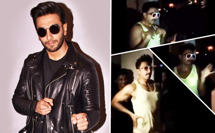 Ranveer Singh breaks a leg to Laila Main Laila at a party and wins over the internet yet again