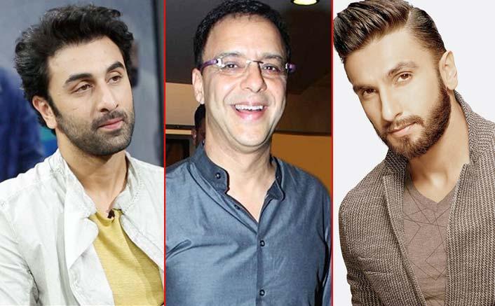 Ranveer Singh was Vidhu Vinod Chopra's first choice and not Ranbir Kapoor?