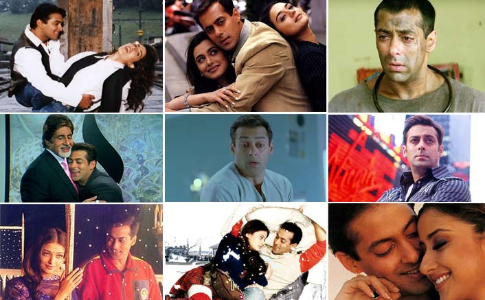 Before Race 3, Let's Revisit 10 Gems Of Salman Khan In Which He Wasn't Your BLOCKBUSTER Delivering Khan!