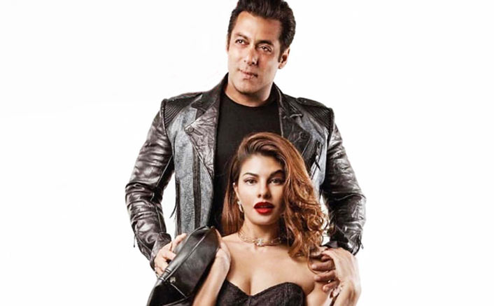 Salman Khan and Jacqueline Fernandez create sparks on their first ever magazine cover!