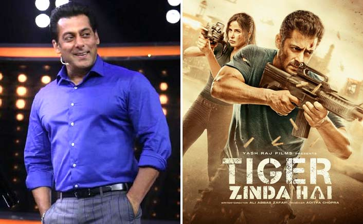 Did Salman Khan Revealed The Title Of Tiger Franchise's 3rd Part? Deets Inside!