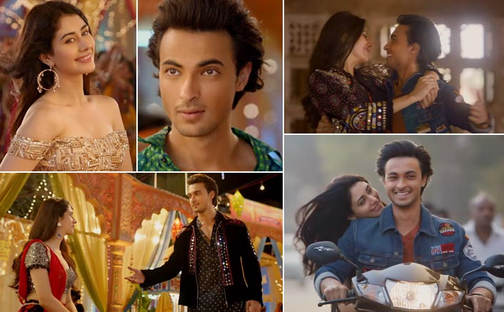 Salman Khan unveils the teaser of Aayush Sharma starrer Loveratri