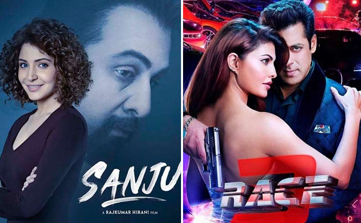 Sanju BEATS Race 3 & Other Films Of 2018