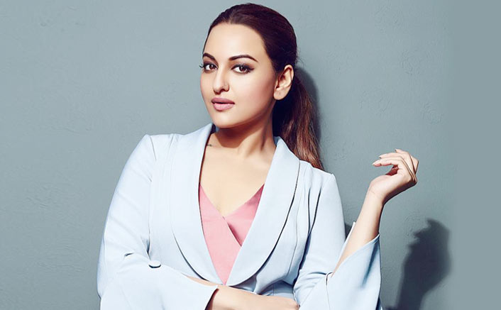 Sonakshi Sinha gets in 'Kalank' mode