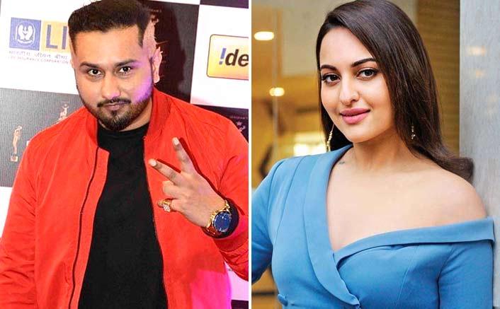 Sonakshi Sinha rewrites Honey Singh's 'Love dose'