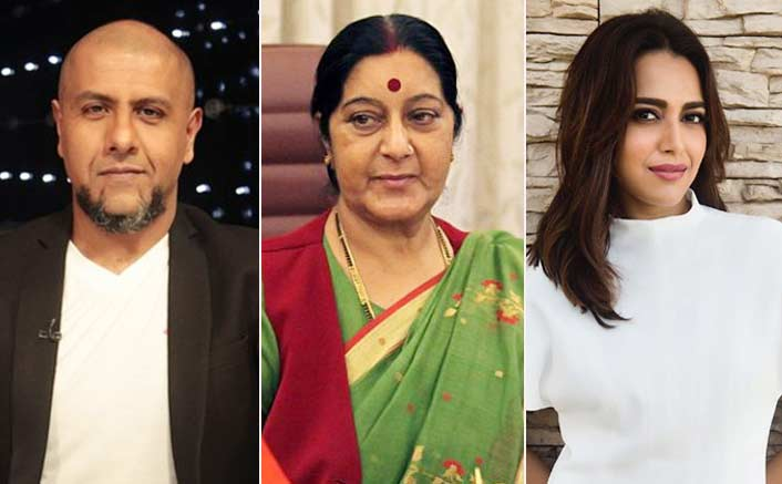 Swara, Vishal Dadlani defend Sushma against trolls