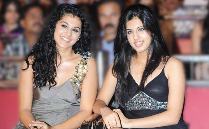 Taapsee Pannu's sister not inclined towards Bollywood