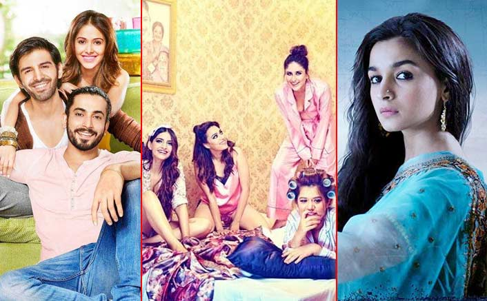Veere Di Wedding Surpasses Alia Bhatt's Raazi In The List Of Highest Openeing Weekend List Of 2018