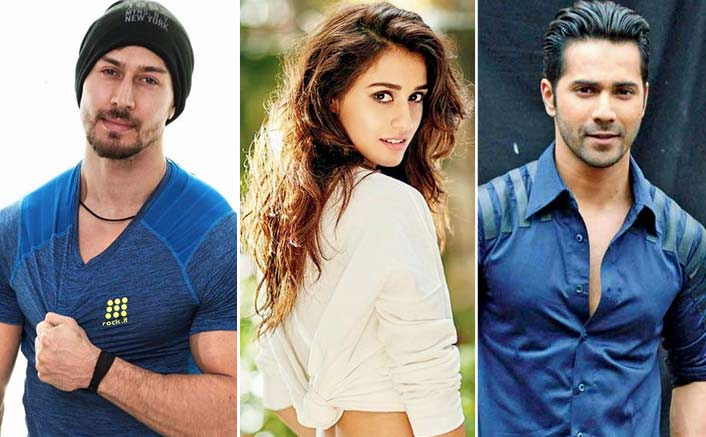 These videos prove Disha Patani is the only one who can match up to Tiger Shroff and Varun Dhawan