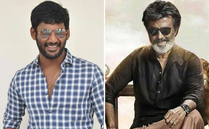 Vishal Krishna saves Rajinikanth's 'Kaala' from catastrophe