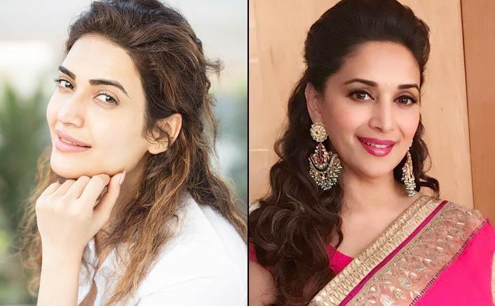 I want to play Madhuri Dixit: Karishma Tanna