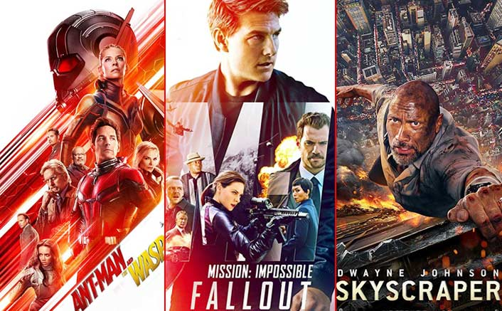 Will Hollywood Films Dominate At The Indian Box-Office In July With Ant-Man, Mission Impossible, And Sky Scrapper?