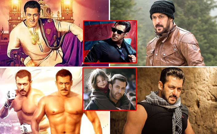 Where Will Race 3 Stand In Salman Khan's Top 5 Highest Openers