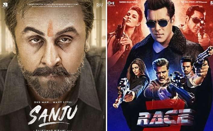 Will Ranbir Kapoor's Sanju beat day 1 opening record of Salman's Race 3?