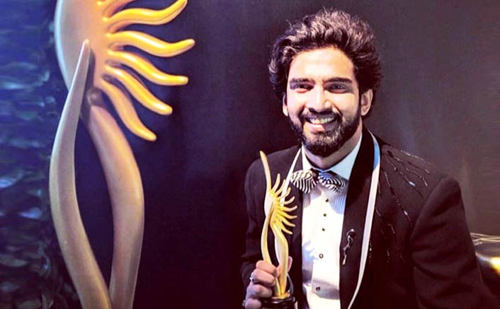 Winning award always special: Amaal Mallik