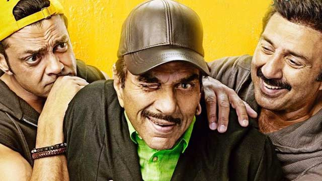 My father, brother are awesome in 'Yamla Pagla Deewana...': Bobby