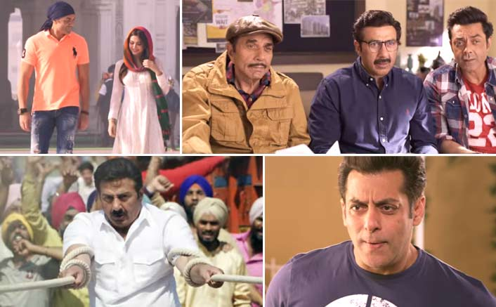 Yamla Pagla Deewana Phir Se Teaser : The Deol Family Brings Salman Khan On Board for Double Entertainment