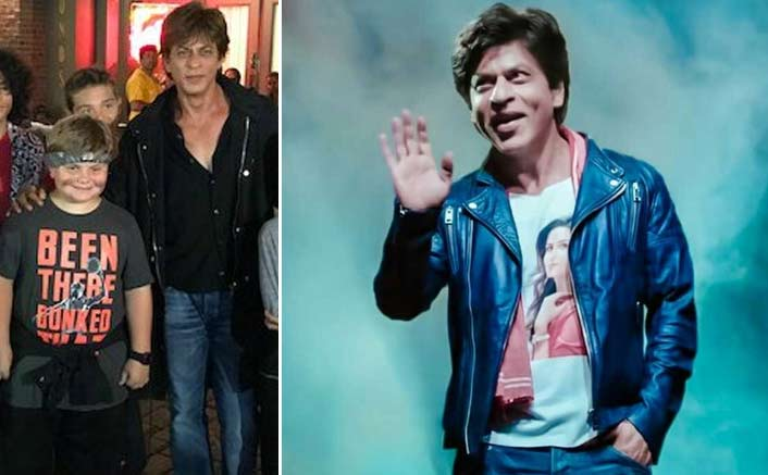 Zero: Shah Rukh Finishes Shooting And A Orlando Kid Shares 'Life Changing' Experience