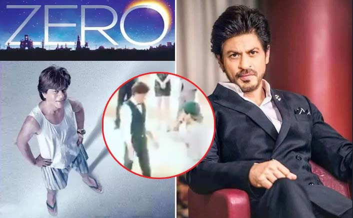 ZERO: Shah Rukh Khan Grooving To Affoo Khuda In This BTS Video Will Leave You All Excited!