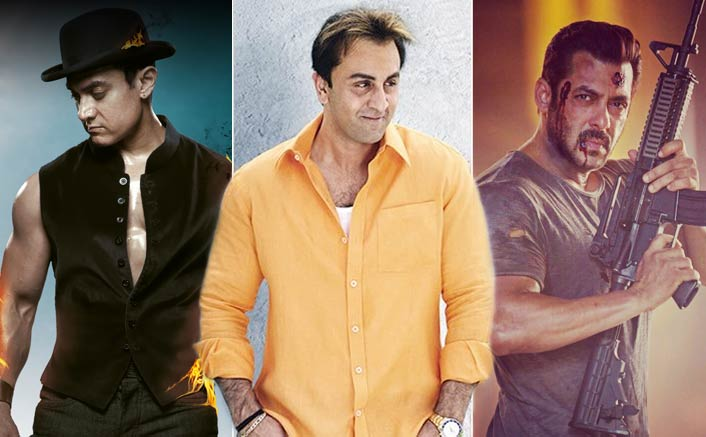 Box Office - Sanju goes past Tiger Zinda Hai and Dhoom: 3 to score biggest weekend ever for a non-holiday release