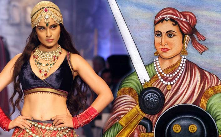 Kangana Ranaut – Manikarnika: The Queen of Jhansi