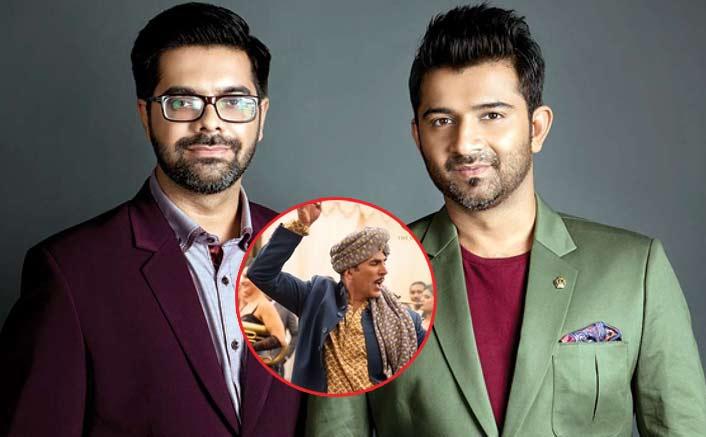 Sachin-Jigar created four options for 'Chad gayi hai'
