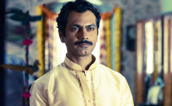 """With Sacred Games audiences hail Nawazuddin Siddiqui as the """" God of Acting """" !"""