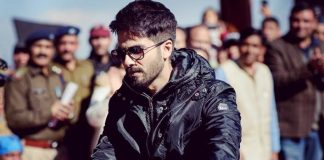 Actor Shahid Kapoor shot a three and a half minute long monologue without any cuts in Batti Gul Meter Chalu