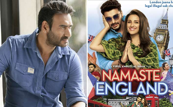 Ajay Devgn's De De Pyaar De Won't Clash With Namastey England - Movie Postponed To 2019?