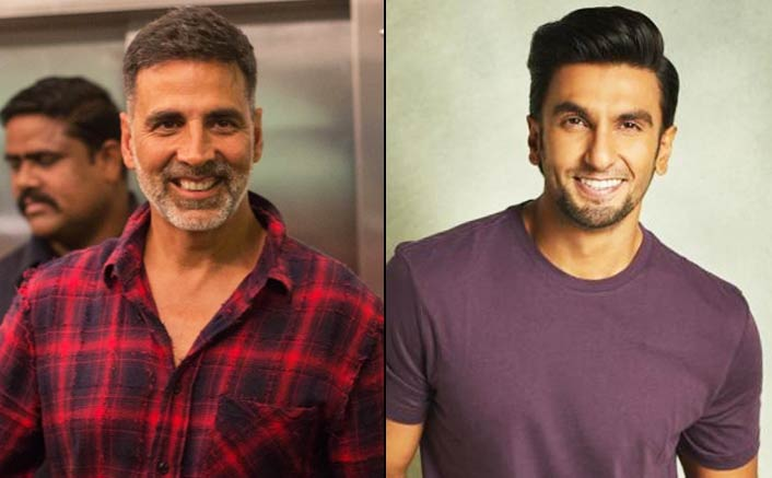 Akshay Kumar Has A 'See How We Became Stars' Moment With Ranveer Singh