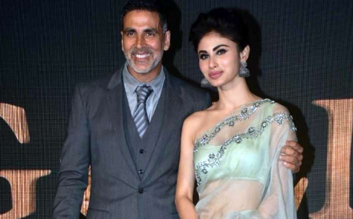 Akshay Kumar praises his Gold co-star Mouni Roy, calls her hardworking
