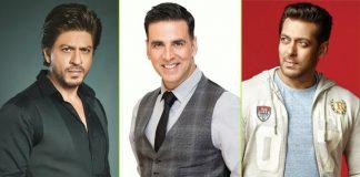 Akshay Kumar Surpasses Salman Khan; Shah Rukh Khan – Not The Highest Paid Entertainer Anymore!