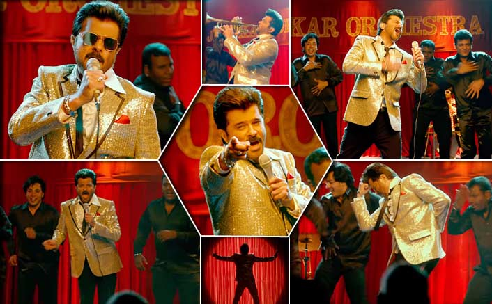 Anil Kapoor recreates Badan pe Sitare in Fanney Khan to give an ode to Mohd. Rafi
