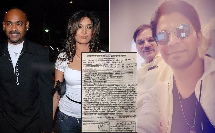 Ankit Tiwari's Father Beaten Up By Vinod Kambli's Wife - FIR Filed!