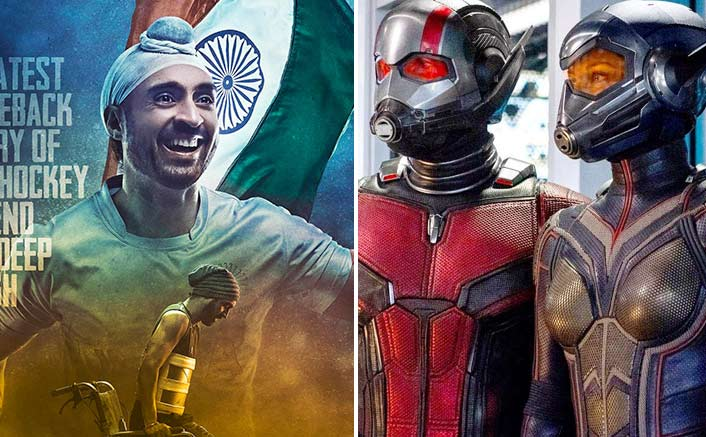 Box Office - Soorma shows expected growth on Saturday, Ant Man And The Wasp leads
